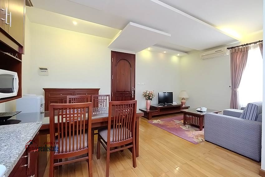 Reasonable price 1 bedroom apartment for lease in Hoan Kiem, Hanoi 3