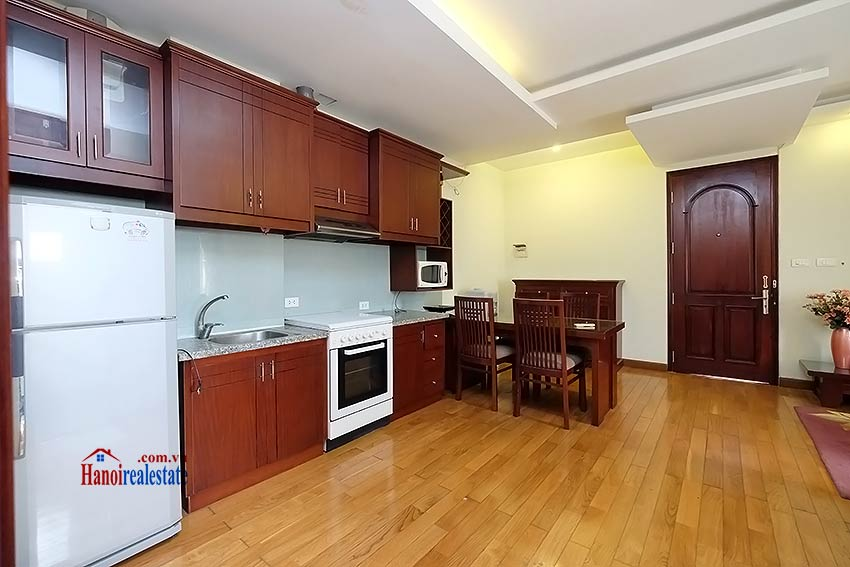 Reasonable price 1 bedroom apartment for lease in Hoan Kiem, Hanoi 5