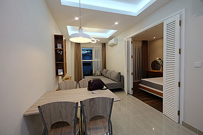 Renovated 01BR apartment in L3 Ciputra, with lots of light