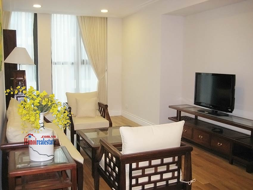 Rental 2 bedroom apartment in Hoang Thanh Tower, Hai Ba Trung, Hanoi 3