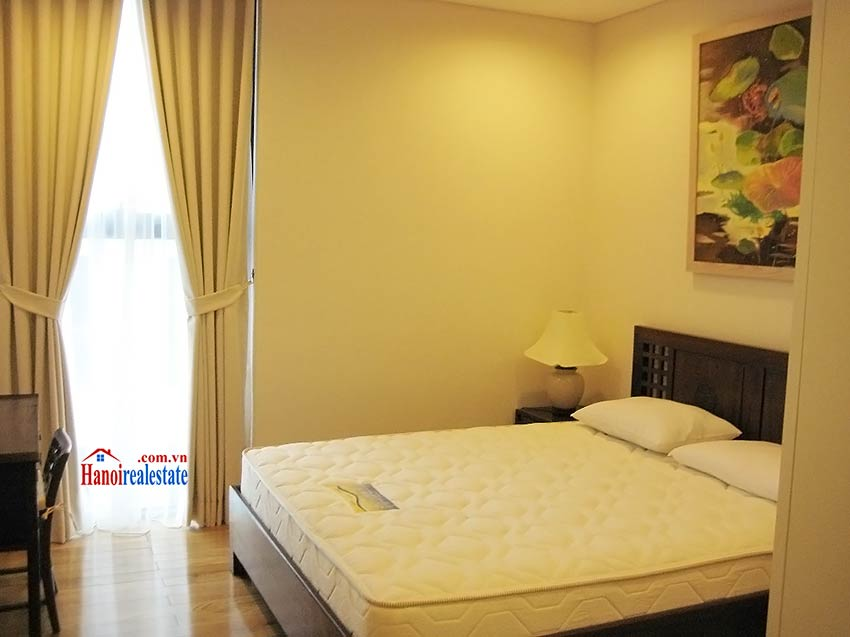 Rental 2 bedroom apartment in Hoang Thanh Tower, Hai Ba Trung, Hanoi 9
