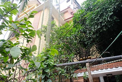 Rental 5 bedroom house on Dang Thai Mai, Tay Ho Westlake, Hanoi