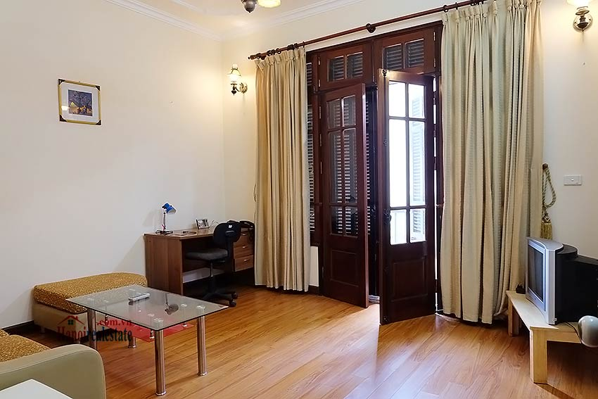 Rental 5 bedroom house on Dang Thai Mai, Tay Ho Westlake, Hanoi 11