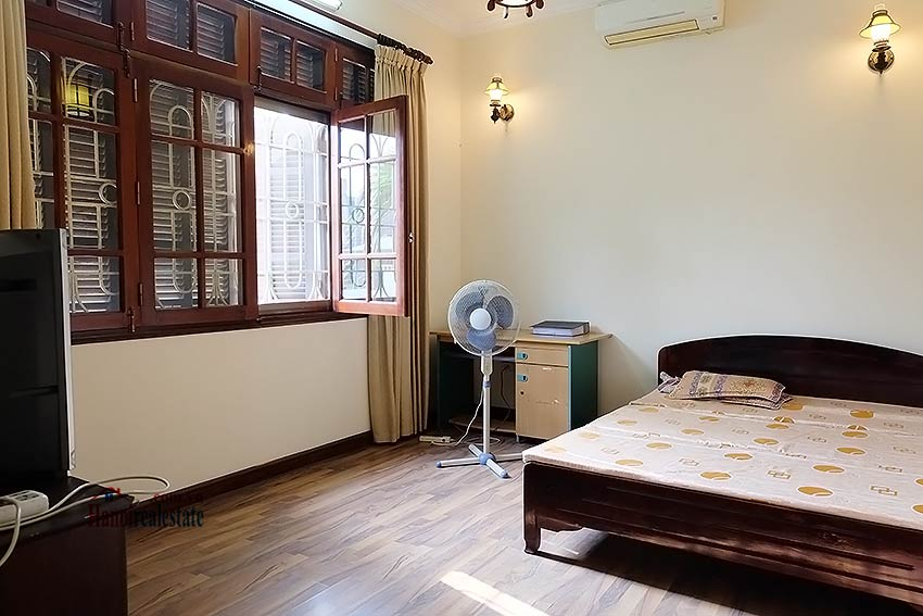 Rental 5 bedroom house on Dang Thai Mai, Tay Ho Westlake, Hanoi 12