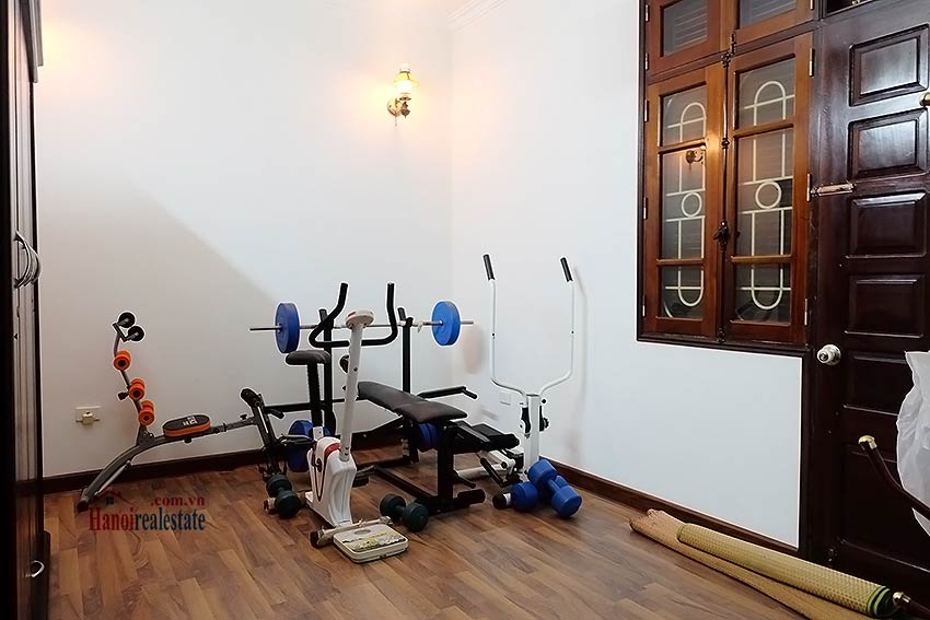 Rental 5 bedroom house on Dang Thai Mai, Tay Ho Westlake, Hanoi 13