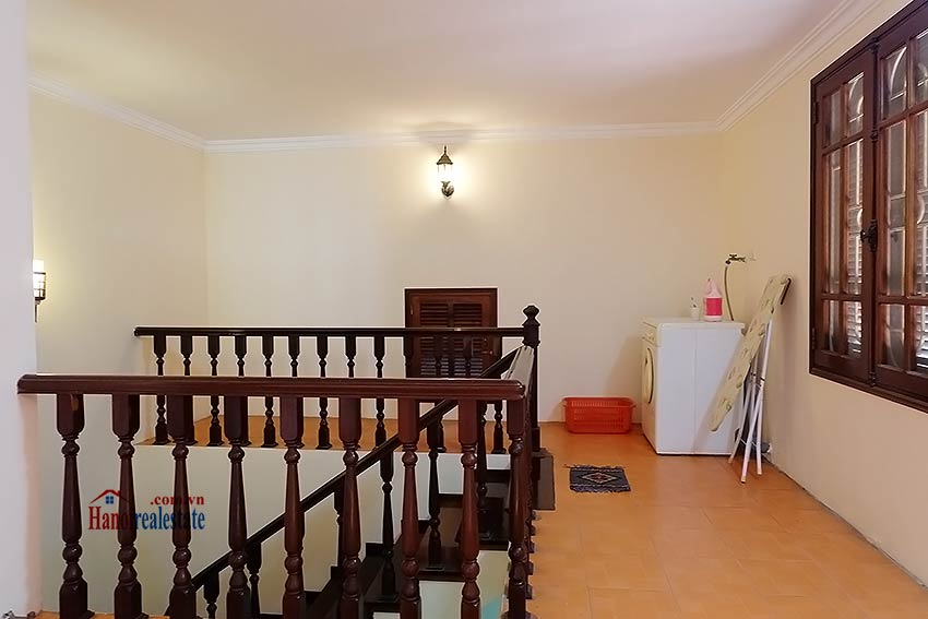 Rental 5 bedroom house on Dang Thai Mai, Tay Ho Westlake, Hanoi 14