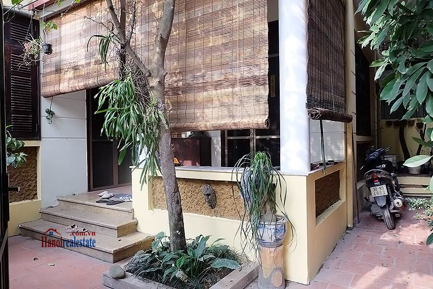 Rental 5 bedroom house on Dang Thai Mai, Tay Ho Westlake, Hanoi 2