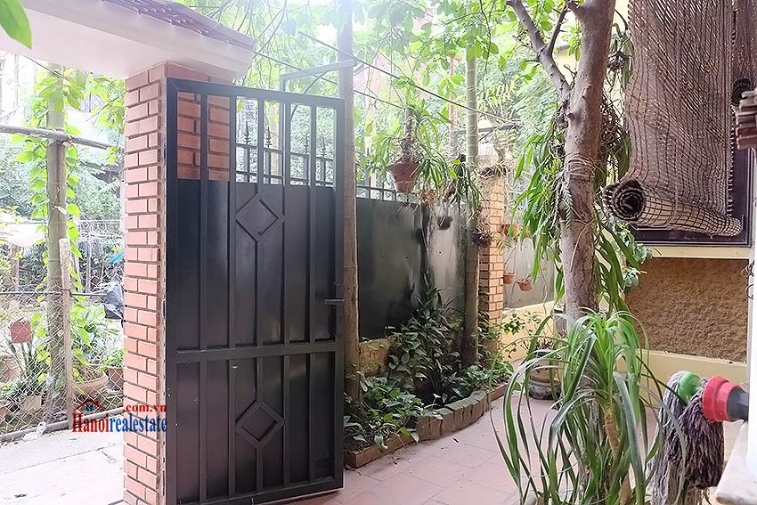 Rental 5 bedroom house on Dang Thai Mai, Tay Ho Westlake, Hanoi 3