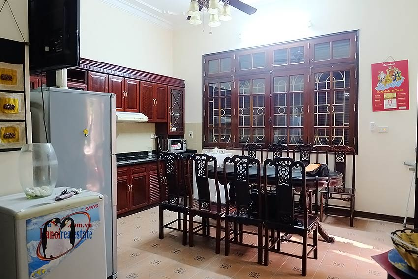 Rental 5 bedroom house on Dang Thai Mai, Tay Ho Westlake, Hanoi 5