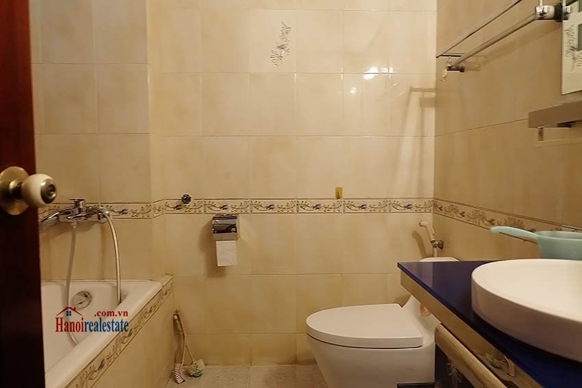 Rental 5 bedroom house on Dang Thai Mai, Tay Ho Westlake, Hanoi 6