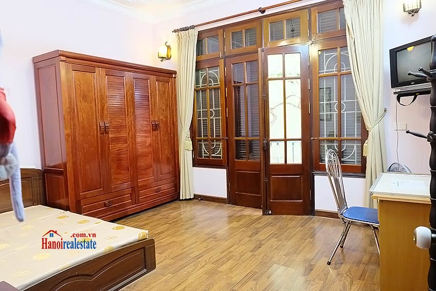 Rental 5 bedroom house on Dang Thai Mai, Tay Ho Westlake, Hanoi 7
