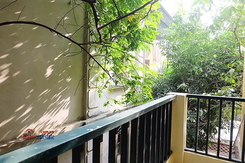 Rental 5 bedroom house on Dang Thai Mai, Tay Ho Westlake, Hanoi 8