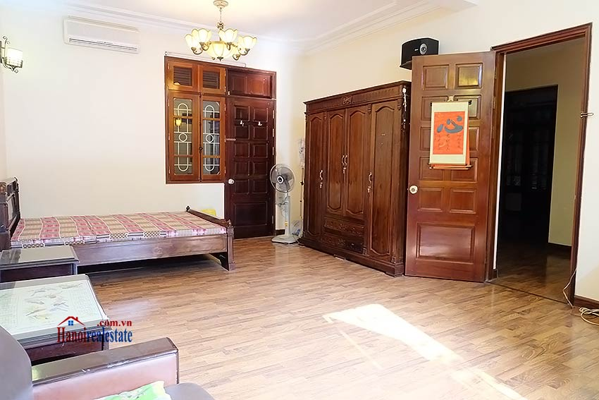 Rental 5 bedroom house on Dang Thai Mai, Tay Ho Westlake, Hanoi 9
