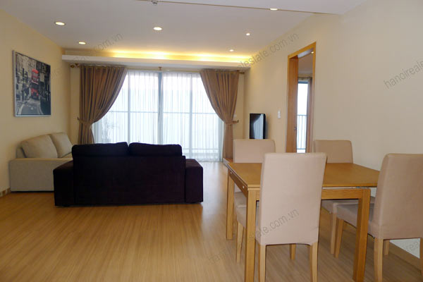 Rental Serviced apartment at Sky City Tower Hanoi, 2 bedrooms 1