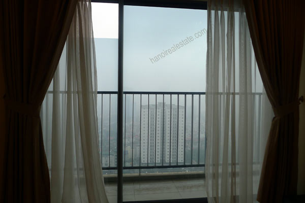 Rental Serviced apartment at Sky City Tower Hanoi, 2 bedrooms 10