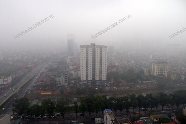 Rental Serviced apartment at Sky City Tower Hanoi, 2 bedrooms 11