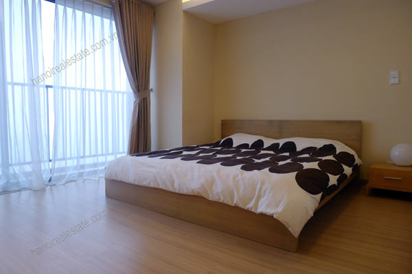 Rental Serviced apartment at Sky City Tower Hanoi, 2 bedrooms 13