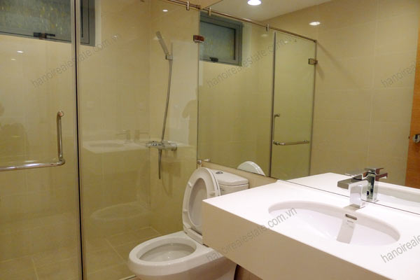 Rental Serviced apartment at Sky City Tower Hanoi, 2 bedrooms 17