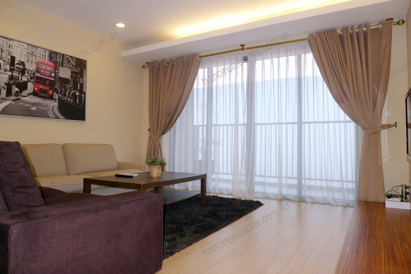 Rental Serviced apartment at Sky City Tower Hanoi, 2 bedrooms 6