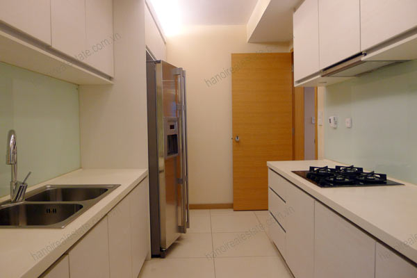 Rental Serviced apartment at Sky City Tower Hanoi, 2 bedrooms 8