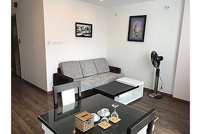 Renting cozy apartment 01 bedroom in Dao Tan, Ba Dinh