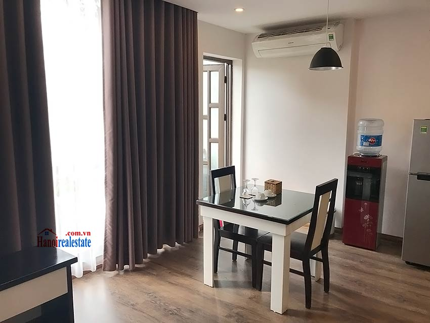 Renting cozy apartment 01 bedroom in Dao Tan, Ba Dinh 3