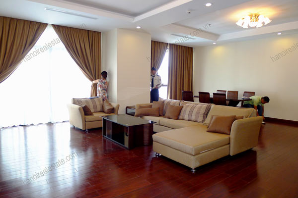 Royal City Well Planned Apartment with an Inviting Interior Design, two bedrooms 1