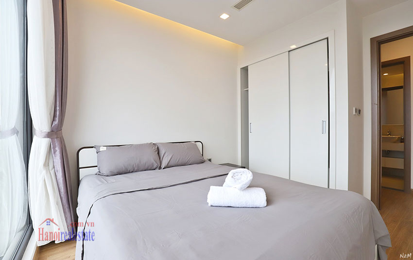 Semi classical 02 bedroom apartment in M2 Tower, Vinhomes Metropolis 10