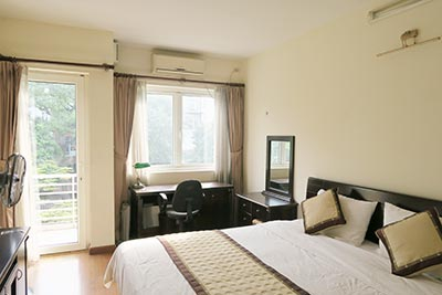 Serviced apartment on Tran Hung Dao, City center of Hanoi, 01 bedroom