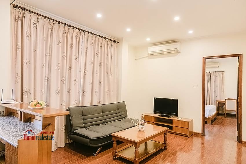 Serviced 1 bedroom apartment to let in Hoan Kiem, Hanoi 1