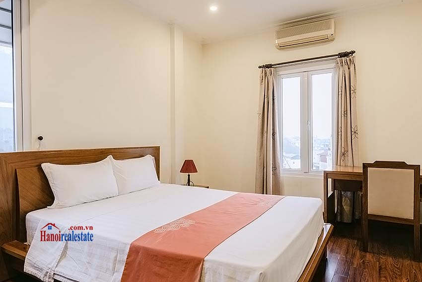 Serviced 1 bedroom apartment to let in Hoan Kiem, Hanoi 4