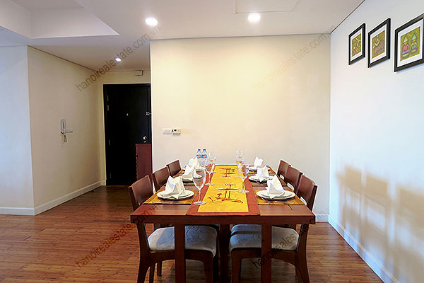 Serviced apartment at Pacific Place Hanoi, 3 bedrooms, furnished 10