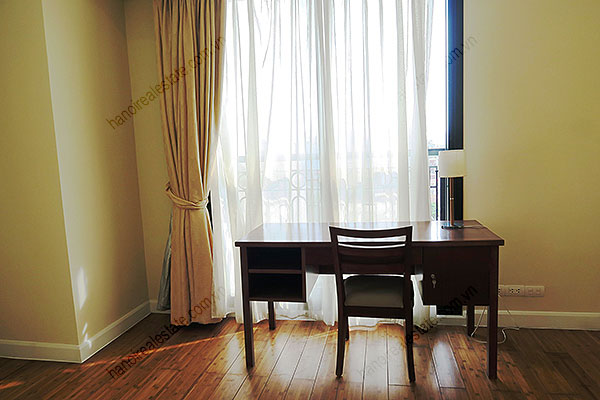 Serviced apartment at Pacific Place Hanoi, 3 bedrooms, furnished 14