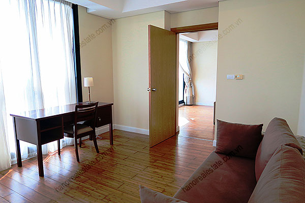 Serviced apartment at Pacific Place Hanoi, 3 bedrooms, furnished 15