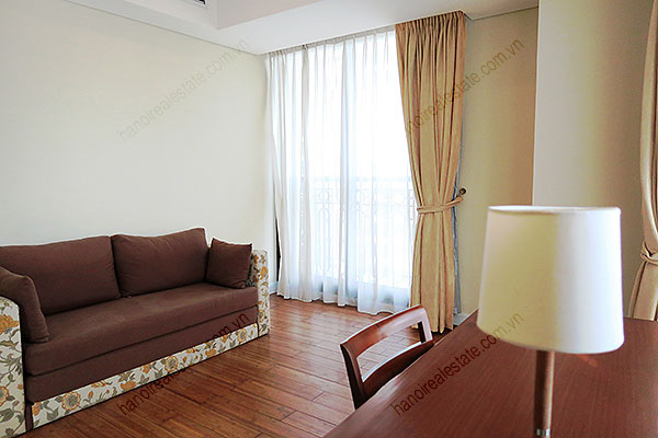 Serviced apartment at Pacific Place Hanoi, 3 bedrooms, furnished 16