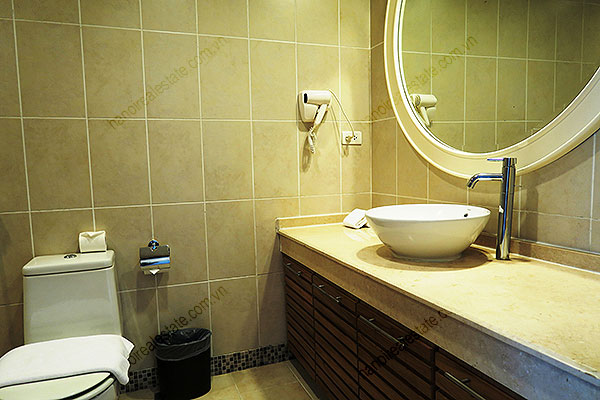 Serviced apartment at Pacific Place Hanoi, 3 bedrooms, furnished 19