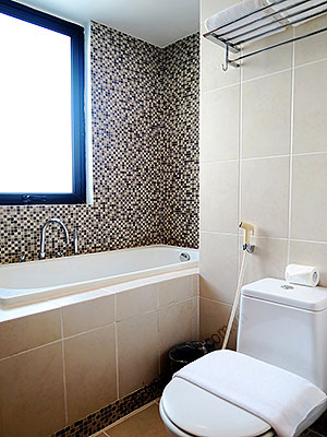 Serviced apartment at Pacific Place Hanoi, 3 bedrooms, furnished 25