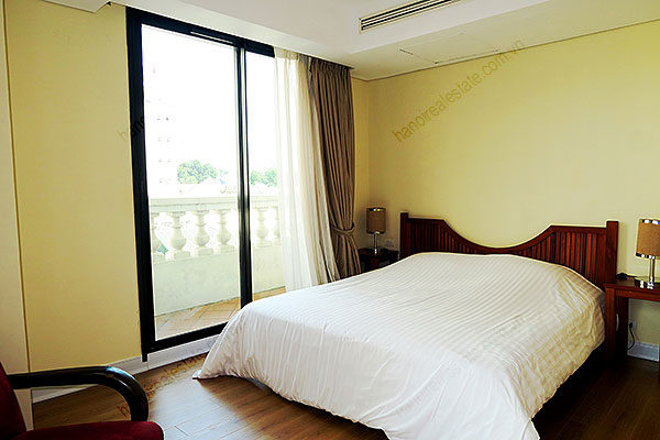 Serviced apartment at Pacific Place Hanoi, 3 bedrooms, furnished 27