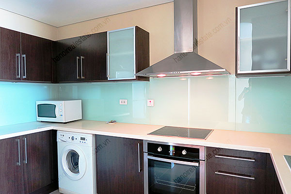 Serviced apartment at Pacific Place Hanoi, 3 bedrooms, furnished 6