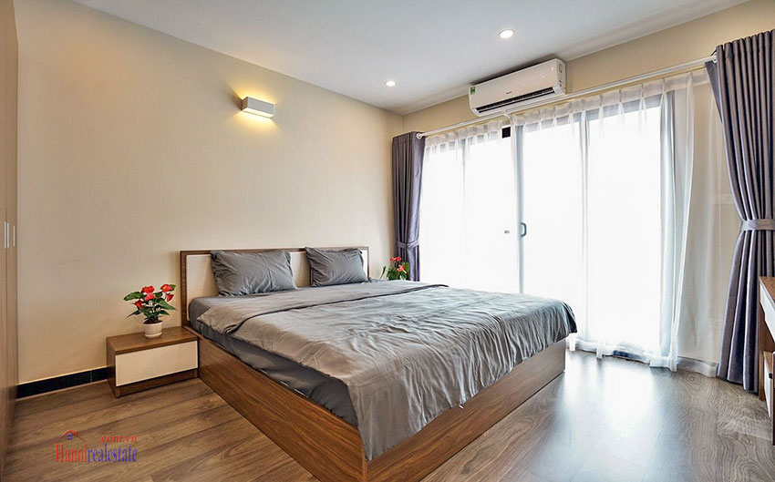 Serviced apartment on Nhat Chieu Street: 01 bedroom with big balcony and modern style 10