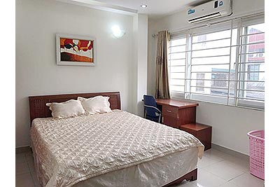 Cheap price serviced apartment for rent in Dong Da, Lang Ha st