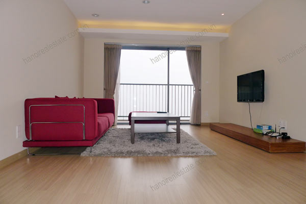 Sky City Tower Hanoi, 2 bedroom serviced apartment for rent on 28th floor 2
