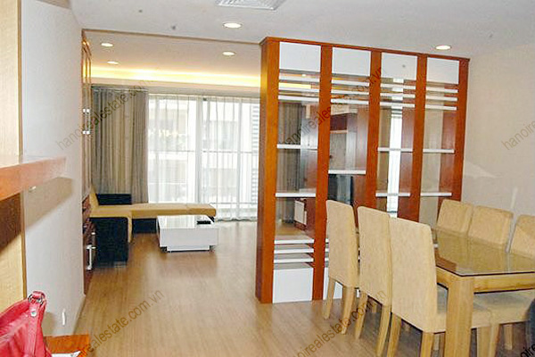 Sky City Tower: modern 2 bed room Apartment for rent in Sky city Hanoi