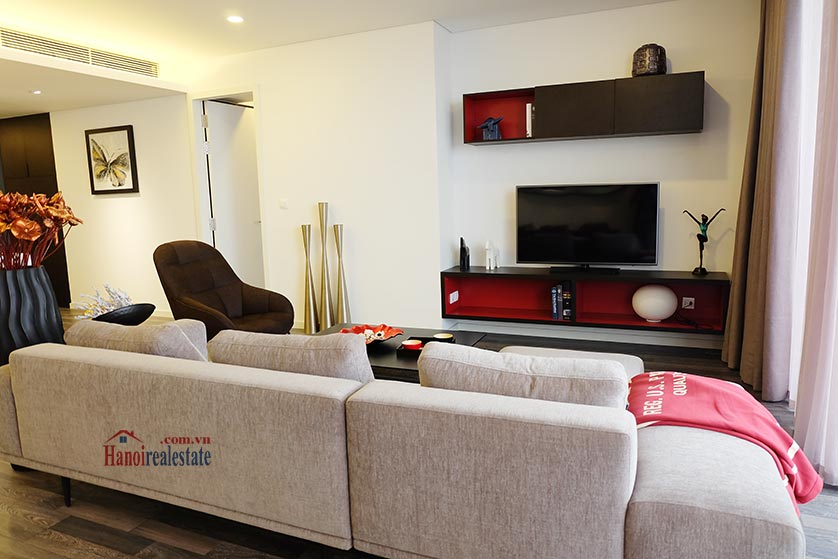 Somerset West Point: Amazing 03BRs serviced apartment, balcony with beautiful Red River view 3