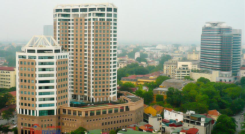 Somerset Grand Hanoi - Serviced Apartments Rental in Hanoi