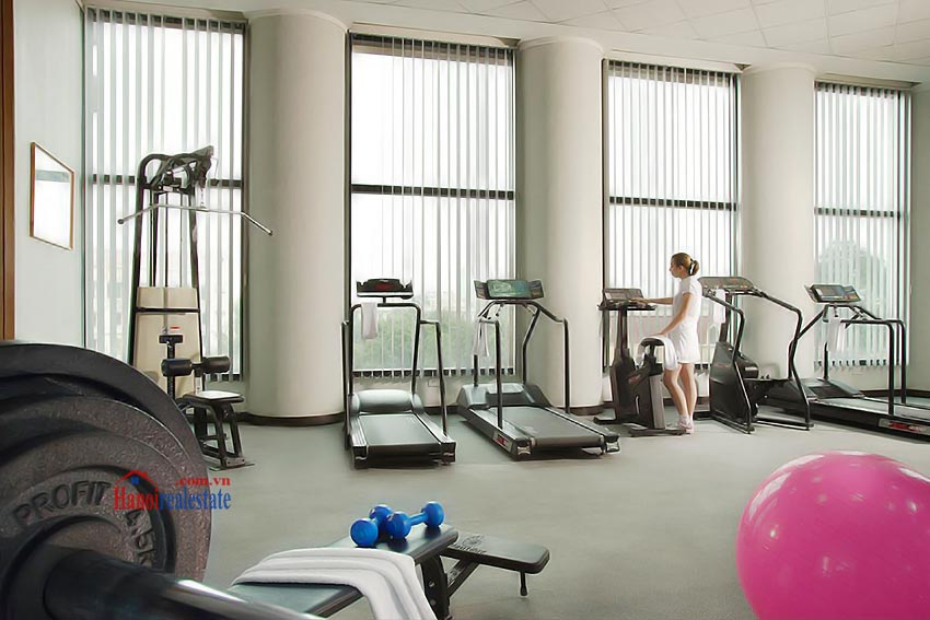 Sommerset Grand Hanoi Gym