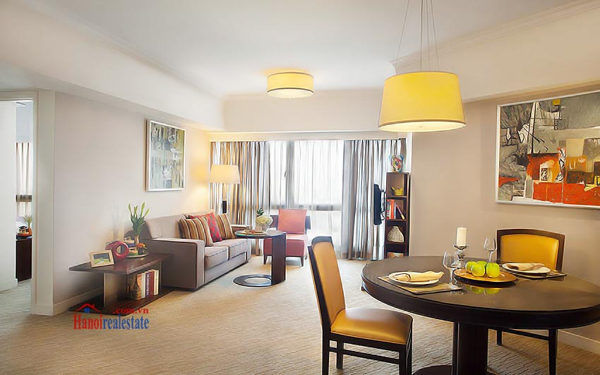 Sommerset Grand Hanoi Serviced apartments 3