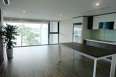 Spacious 01BR apartment at Nguyen Dinh Thi, Westlake view