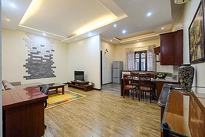 Spacious 02-bedroom Apartment on Tran Te Xuong Street