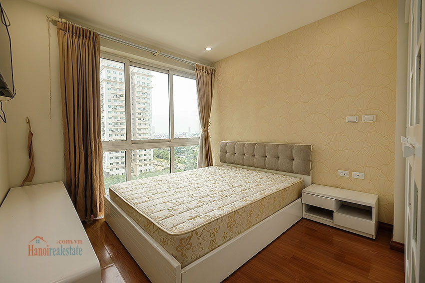 Spacious 04BRs apartment at P2 Ciputra, golf course view 15